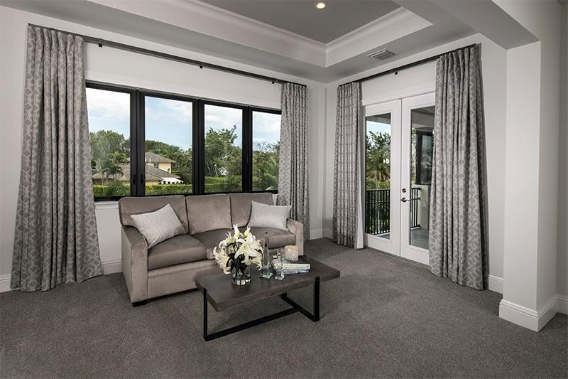 Floresta Grove – Edgar Grande – Master Bedroom Sitting Area - Home ...